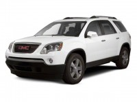 Used, 2011 GMC Acadia SLE, Red, C18D29A-1