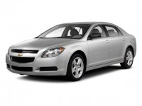 Used, 2011 Chevrolet Malibu LT w/1LT, White, 18753-1