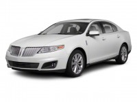 Used, 2011 Lincoln MKS 4dr Sdn 3.7L FWD, White, 12182-1