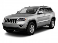 Used, 2011 Jeep Grand Cherokee Overland, White, JL268A-1