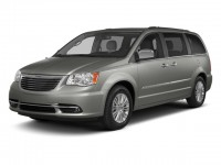 Used, 2011 Chrysler Town & Country Touring-L, Red, DP54186A-1