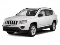 Used, 2011 Jeep Compass Base, Silver, JL610B-1