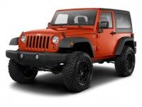 Used, 2011 Jeep Wrangler 4WD 2-door Sport, Silver, JL328A-1