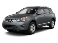 Used, 2011 Nissan Rogue SV, Black, DP53322A-1