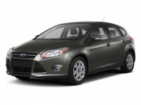 Used, 2012 Ford Focus Titanium, Gray, 20C662B-1