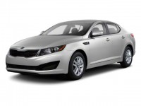 Used, 2011 Kia Optima LX, Red, 19K65B-1