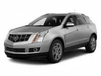 Used, 2012 Cadillac SRX Luxury Collection, Silver, 18C564A-1
