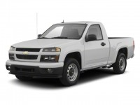 Used, 2012 Chevrolet Colorado Work Truck, White, GP4865-1