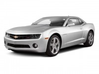 Used, 2012 Chevrolet Camaro 2LT, White, GN3680A-1