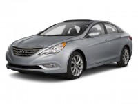 Used, 2011 Hyundai Sonata Ltd, Gray, GN3777A-1