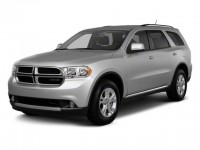 Used, 2012 Dodge Durango SXT, Black, DM104B-1