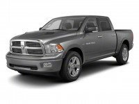 Used, 2012 Ram 1500 Big Horn, Silver, DM135A-1
