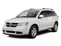 Used, 2012 Dodge Journey Crew, White, DK336A-1