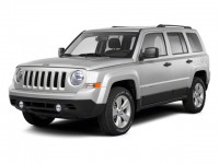 Used, 2012 Jeep Patriot Latitude, White, 21B44A-1