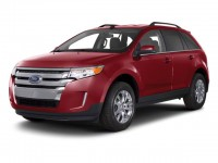 Used, 2012 Ford Edge SEL, Black, H56754A-1