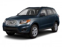 Used, 2012 Hyundai Santa Fe AWD 4-door I4 GLS, Blue, U5843T-1