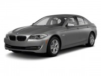 Used, 2012 BMW 5 Series 528i, Black, 1262A-1