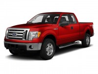 Used, 2012 Ford F-150 FX4, Red, C12343B-1