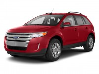 Used, 2013 Ford Edge SEL, Red, DD13154B-1