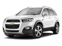 Used, 2013 Chevrolet Captiva Sport Fleet LT, Gray, 20K370A-1