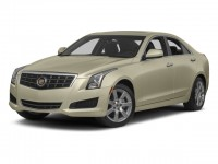 Used, 2013 Cadillac ATS 4dr Sdn 2.5L RWD, Red, 12417-1