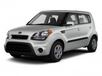 Used, 2013 Kia Soul Base, Green, 21K327A-1