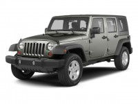 Used, 2013 Jeep Wrangler Unlimited Sport, White, 20C499A-1