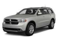 Used, 2013 Dodge Durango Crew, Black, DP54499A-1