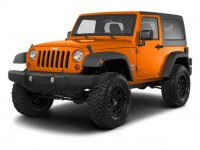 Used, 2013 Jeep Wrangler Sahara, White, DP54327A-1