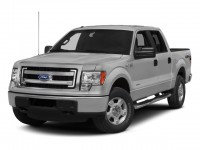 Used, 2013 Ford F-150 XLT, Gray, C12469A-1