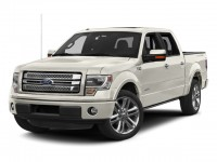 Used, 2013 Ford F-150 Limited, White, B10897A-1