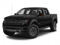 Used, 2013 Ford F-150 SVT Raptor, Black, C12657A-1