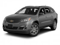Used, 2013 Chevrolet Traverse LT, Black, 20C881A-1