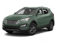 Used, 2013 Hyundai Santa Fe AWD 4-door 2.0T Sport, Green, U06512T-1
