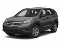 Certified, 2013 Honda CR-V AWD 5-door LX, Gray, U06619T-1