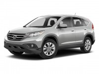 Certified, 2013 Honda CR-V AWD 5-door EX-L, White, U06598T-1