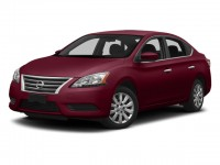 Used, 2013 Nissan Sentra SV, Red, 18C429A-1