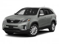 Used, 2014 Kia Sorento LX, Red, 18K265A-1