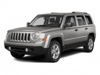 Used, 2014 Jeep Patriot Sport, White, C20J65A-1