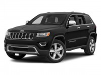 Used, 2014 Jeep Grand Cherokee Limited, Black, C19J214A-1
