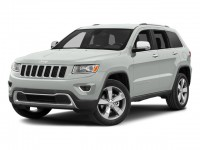 Certified, 2014 Jeep Grand Cherokee Overland, White, C18D49A-1