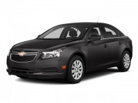 Used, 2014 Chevrolet Cruze 1LT, Black, P15735-1