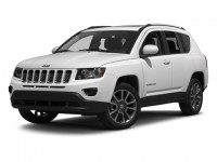 Used, 2014 Jeep Compass Limited, Gray, JL218A-1