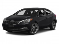 Used, 2014 Kia Forte EX, Black, 19K61A-1
