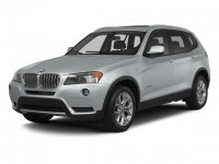 Used, 2014 BMW X3 xDrive28i, Gray, 1260-1