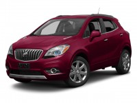 Certified, 2014 Buick Encore Convenience, Red, GN3766-1