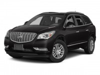 Certified, 2014 Buick Enclave Premium, White, 18C1066A-1