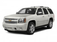 Used, 2014 Chevrolet Tahoe Commercial, White, GP3657-1