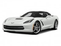 Used, 2014 Chevrolet Corvette Stingray Z51 3LT, Black, 1369-1