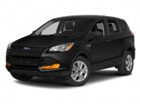 Used, 2014 Ford Escape Titanium, Gray, 12285-1